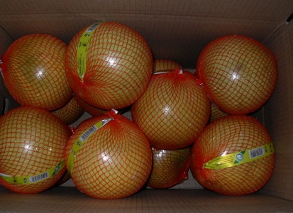 Fresh Honey Pomelo Fruit For Sale.