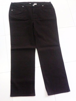 Ladies Denim Trousers Pant
