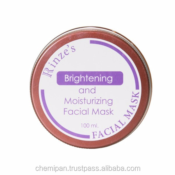 [RN1304] Rinzes Brightening and Moisturizing Facial Mask 100g.