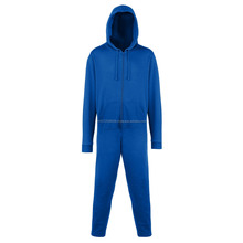 2017 high quality wholesale winter mens jumpsuit pajamas plain onesie for mens