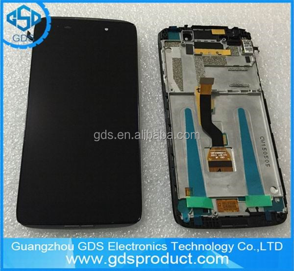 Touch Screen Digitizer Glass For Alcatel One Touch Pop 8 P320