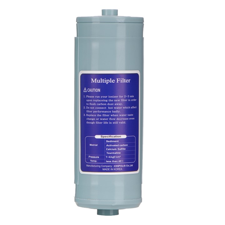 Replacement biostone filter for Alkal-Life 3000SL ionizer