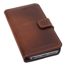 luxury leather case for iPhone 5