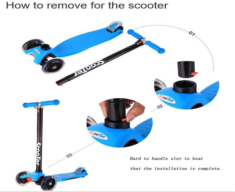 new product electric kick scooter kids sprayer jet scooter