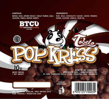 Tobelo Pop Kress