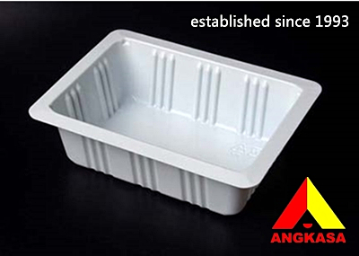 PP TOFU TRAY / VACUUM FORMING TRAY / disposable FOOD CONTAINER