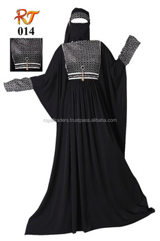 Fower patterns design maxi mulism dresses Pakistani muslim women jubah abaya wholesale islamic clothing jilbab