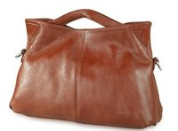 handmade fashion leather woman hand bag