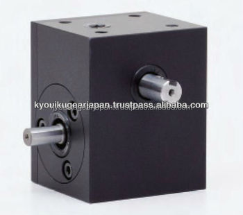 Small worm gearbox WS65R-020