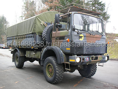 USED TRUCKS - IVECO 110.16 4X4 EXARMY TRUCK (LHD 6145)