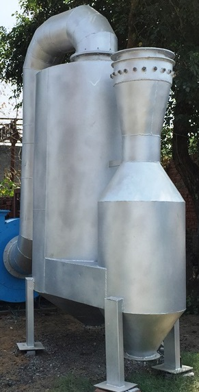 Wet Scrubber/Venturi Scrubbers for Gases / Pollution Control Unit
