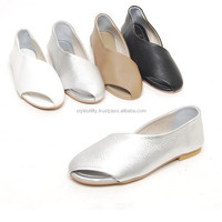 2SED0891 FLAT GENUINE LEATHER FASHION SHOES MADE IN KOREA