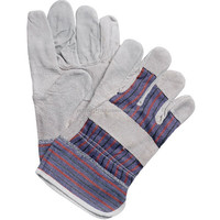 Chrome Leather <b>Canadian Rigger</b> Gloves/Best Quality by Taidoc PAKISTAN