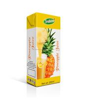 200ml Pineapple juice from Viet Nam