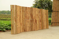 Best selling high quality natural bamboo fence from Vietnam