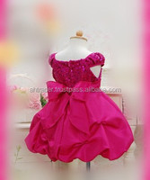 Latest style baby frock