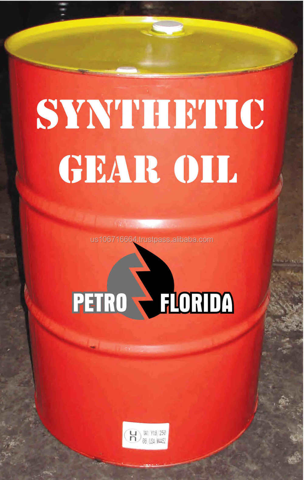 SYNTHETIC CD-50_GEAR OIL_*55 Gallon Drum