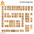 scrabble letter tiles craft