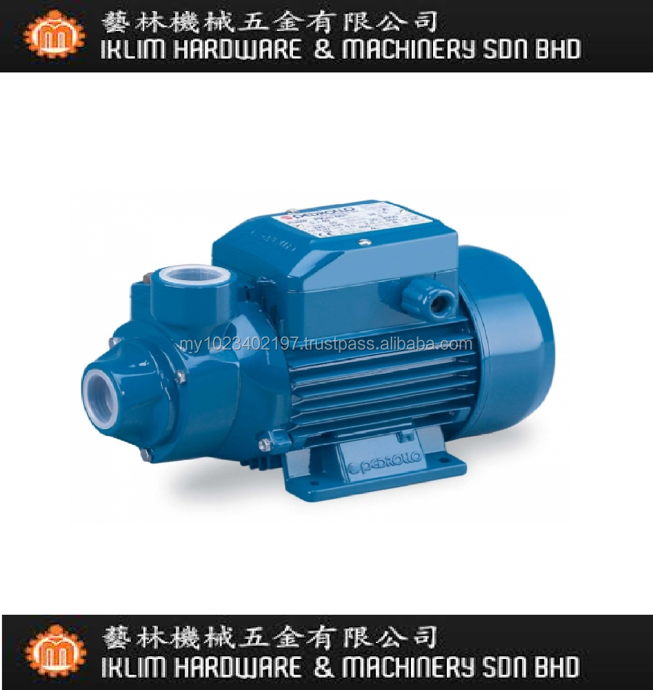 PKm60 PUMP WITH PERIPHERAL IMPELLER