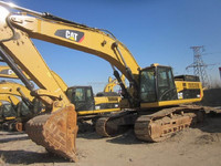 Used Crawler Excavator Cat 349D /Used Japanese Brand Equipment Caterpillar Excavator 340D 336D 345C 345D 349D 390D