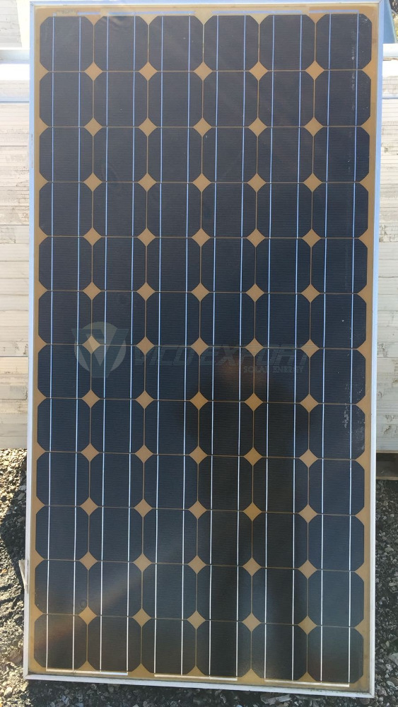 500 Used Solar panels 175w mono 72 cells stock in Spain