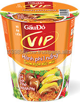 WHOLESALE GAU DO INSTANT NOODLES IN CUP 65 GR