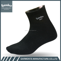 Handee Golf Socks - Black GTAT13
