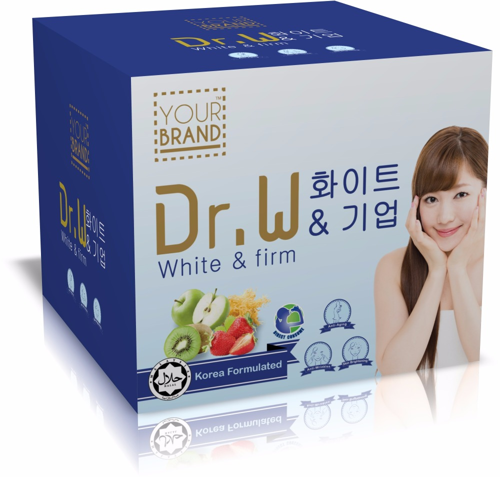 Collagen Whitening and Firming Drink ( Provide OEM )