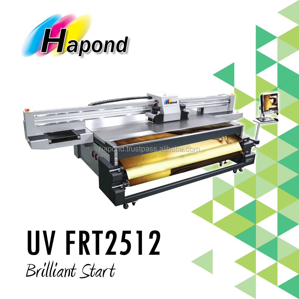 UV Hybrid Inkjet Printer - UV FRT2512