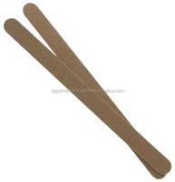 Popular 2sides nail file printed logo,emery borad,beauty tool