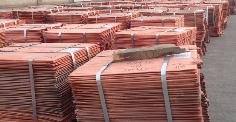 LME Registered Copper Cathodes Grade A