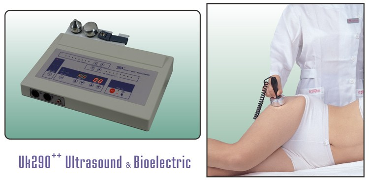 UK290 Portable ultrasonic and bio-current beauty appliance(22 years manufacture with CE, ISO Certificate)