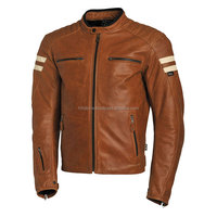 Leather Fashion Jacket - Motorcycle Leather Jacket - Motorbike Apparel
