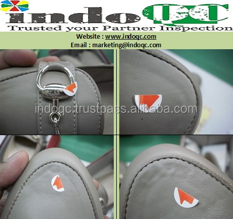 QC services in indonesia shoes inspection / Quality control