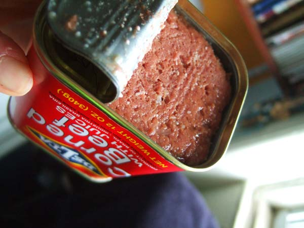 397g canned corned beef