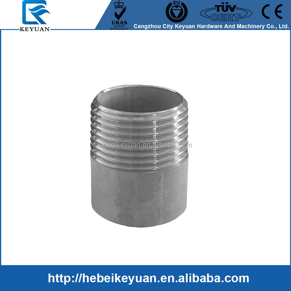 China DIN2982 Stainless steel 304 welding nipple