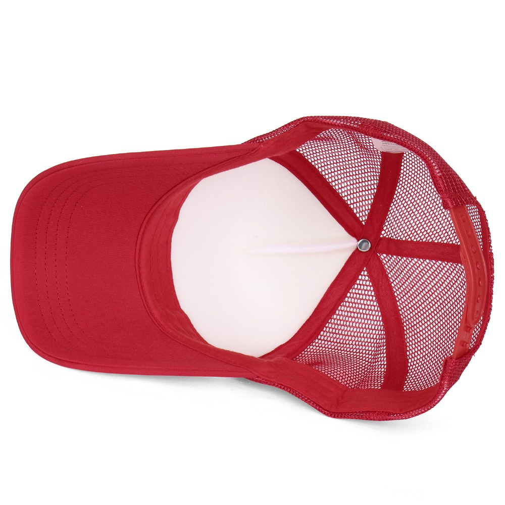 Wholesale net cap custom any color sports baseball cap and hat