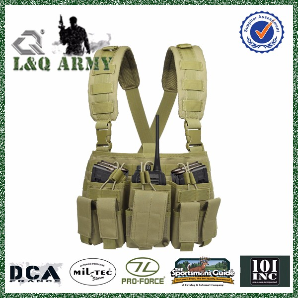 Military Tactical Vest Molle Strap Army Bulletproof Vest