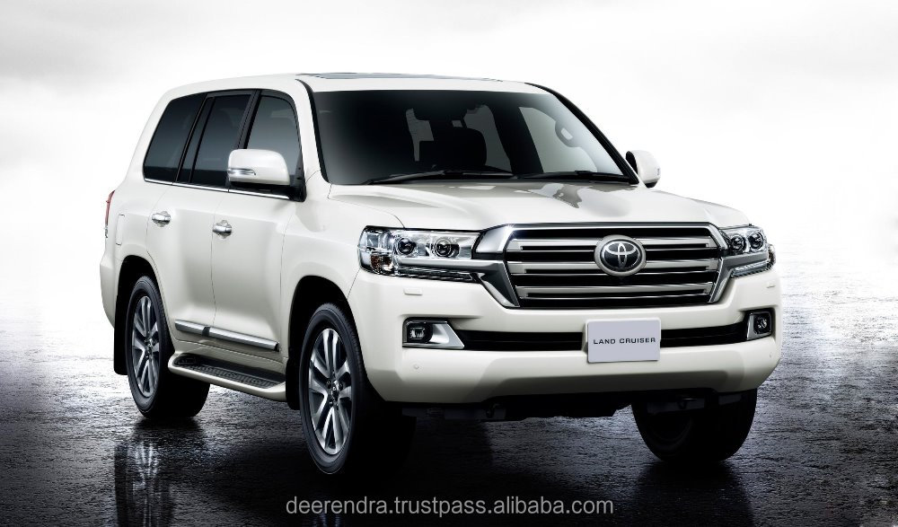 TOYOTA LANDCRUISER 200 DIESEL 4.5 AUTOMATIC