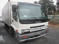 RIGHT HAND DRIVE JAPANESE USED CARS FOR ISUZU FORWARD P/G ALUMINIUM 4KK-FRR35K4S MT 2003
