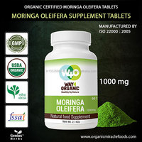The Extra Nutritious Organic Moringa Tablets At Your Door Step