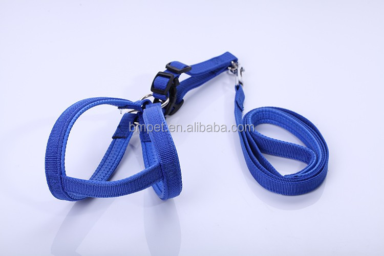Durable and Comfortable Pet Leash with Harness for Medium and Large Dog