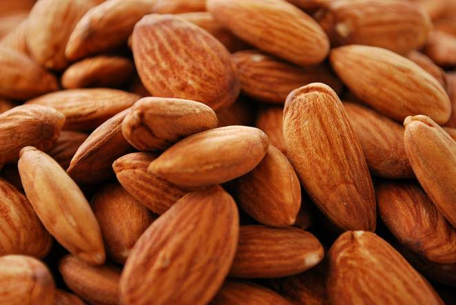 Best Quality California almonds