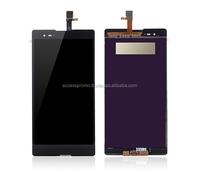 original new lcd for sony Xperia T3 display screen touch assembly with frame for Sony T3 LCD screen
