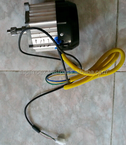 DC brushless electric rickshaw motor for sale