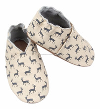 Baby Soft Sole Crib Pre Walker Leather Shoes for Newborns and Infants , Stylish Design Baby Shoes