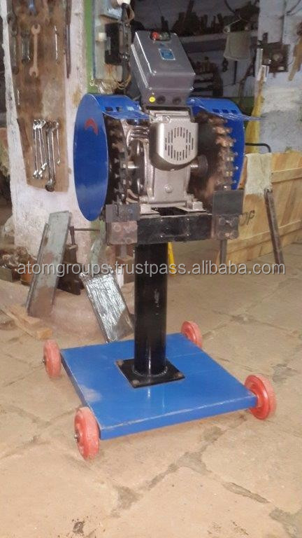 Electric Coconut Deshelling Machine on Sale No. VX - 4
