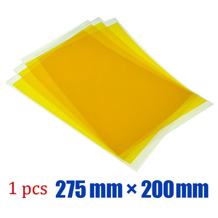 High temperature die cutting polyimide film silicone adhesive