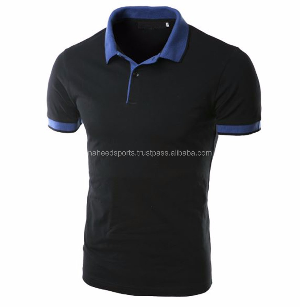 2016 summer Collection most popular multi color fashion polo shirt