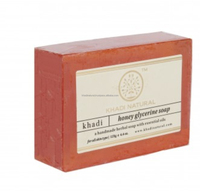 Khadi Natural Herbal Honey Glycerine Soap